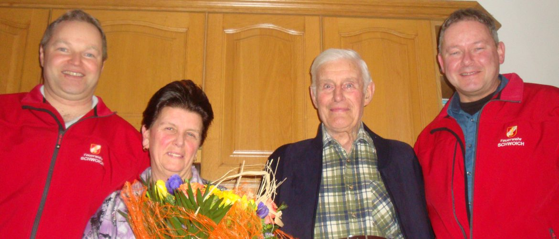85. Geburtstag Ludwig Kaltenhauser