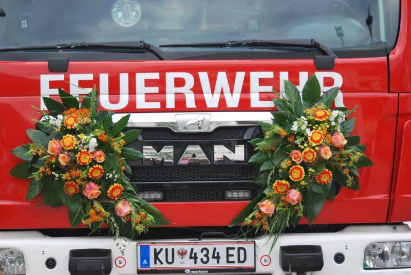 Fahrzeugsegnung und Fest am 24. Mai 2014